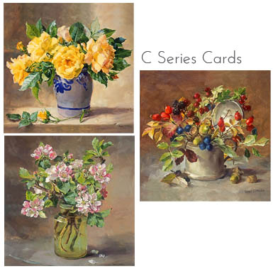 New C Series Flower Cards 2018